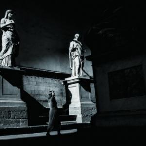 """""""Piazza della Signoria"""", a Florence (artiste inconnu)"""
