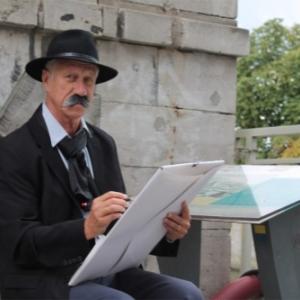 "Albert Dandoy de retour a Namur (c) ""L Avenir"""