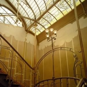 "Escaliers du (c) ""Musee Horta"" (c) Paul Louis"