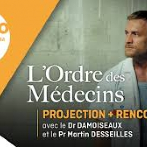 """Cinéma : """"L'Ordre des Médecins"""", aux """"Grignoux"""", au """"Caméo"""", ce 18 Février"""