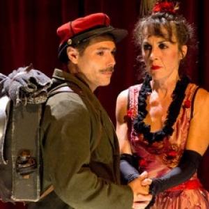 """""""1914, Le Grand Cabaret"""" (c) """"Les Balladins du Miroir"""""""