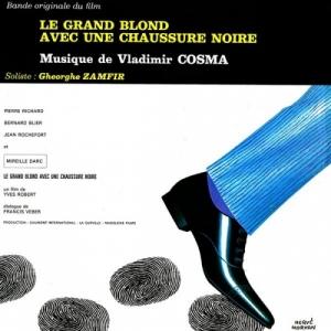 """""""Le Grand Blond avec une Chaussure Noire"""""""