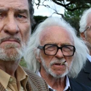 """""""Les Vieux Fourneaux"""" (Christophe Duthuron, avec Eddy Mitchell et Pierre Richard)"""