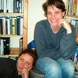 Celine Masset & Marc Hollogne