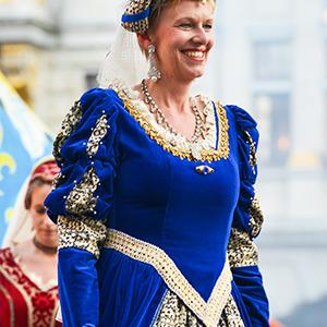 Karine Lalieux, Echevine de la Culture