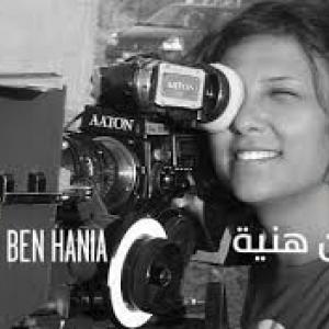 "Kaouther Ben Hania (c) ""Radio Med Tunisie"""