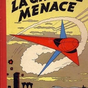 """Couverture du premier Album de """"Lefranc"""" (c) Jacques Martin/""""Le Lombard"""""""