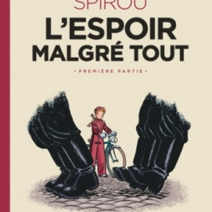"""Le """"Spirou"""" d'Emile Bravo/Ed. """"Dupuis"""""""