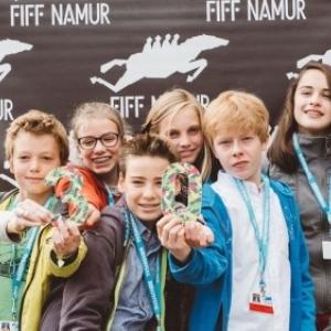 Sélection du « Jury Jeune » du 33ème « FIFF », à Namur, ce Samedi 05 Mai