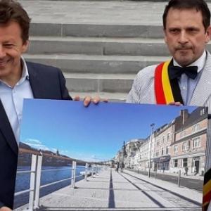 Ministre, Bourgmestre et Croisette