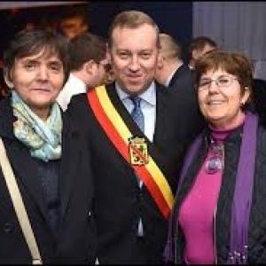 Ann Leon, Denis Mathen & Teresa Rodriguez