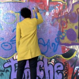 """Les Graffitis de la Culture """"Hip Hop"""""""