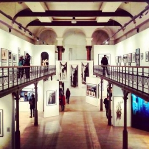 "Accrochage au ""Museum"" du ""Botanique"" (c) ""Instagram"""