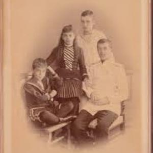 "Photo signee par Nicolas II (c) ""Woodfox Autographs"""