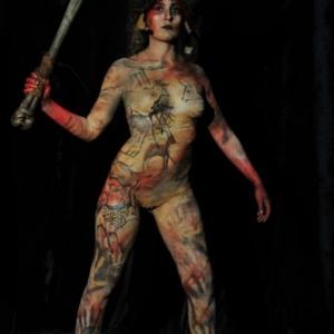"""International Body Painting Contest"" (c) ""BIFFF"""