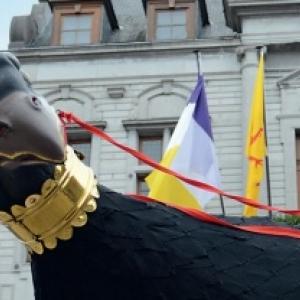 """""""L'Aigle a 2 Tetes"""" (c) """"La Maison des Geants"""""""