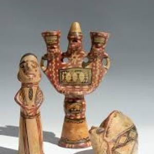Ceramiques collectionnees par Claude Vicente