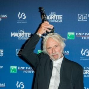 """Pierre Richard, """"Magritte d'Honneur"""" 2015"""
