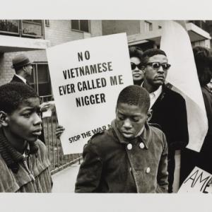 """""""Aucun Vietnamien ne m a jamais appele Negre"""" (annees 60)"""