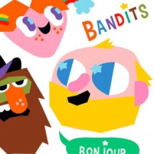 """Concert de """"Bandits"""" (a partir de 4 ans), au """"Cafeo"""", a Namur"""