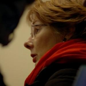 "Anne Gruwez dans ""Ni Juge, ni Soumise"""