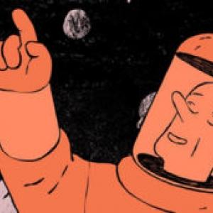 """Planetes apres Planetes"" (Titouan Bordeau)"