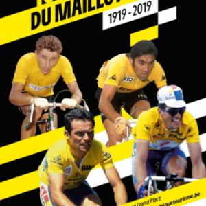 """""""100 Ans du Maillot Jaune"""", a l Espace Wallonie"""
