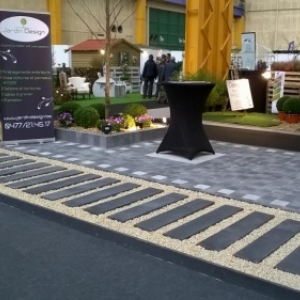 Le Jardin (c) Charleroi Expo