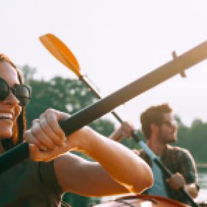 """Sports & Aventures"", en kayak"