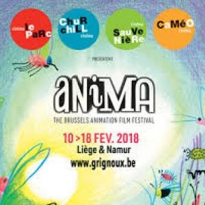 37ème Festival « Anima », à Liège et à Namur