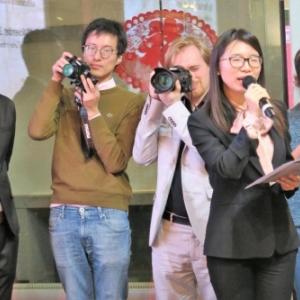 Le 2 Novembre, avec Xuan Tan au Micro