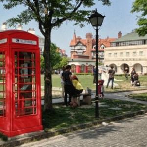 Thames Town, une Ville nouvelle a la Britannique, au sein du District de Songjiang
