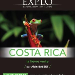 """Exploration du Monde"" : ""Costa Rica, la Fièvre verte"""