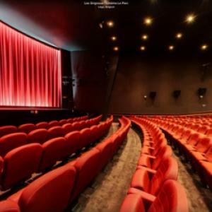 """""""Cinema Le Parc"""" (c) """"Les Grignoux"""""""