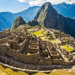 L inevitable Machu Picchou, au Perou