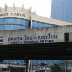 L'ancien Viaduc de Koekelberg, a Bangkok