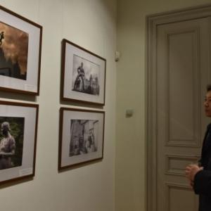 """Vernissage (c) """"Centre Culturel de Chine"""", a Bruxelles"""