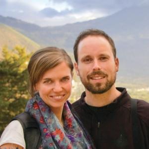 """Julie et Ugo (c) """"Les grands Explorateurs"""""""