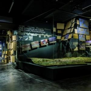 """""""Centre du Visiteur"""" de """"Terra Nova"""" (c) """"Comite Animation Citadelle"""""""