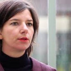 """Alexandra Kandy Longuet, realisatrice de """"Vacancy"""" (c) """"Cinergie"""""""
