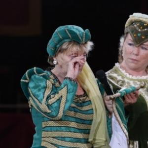 """Annie Cordy, l an dernier (c) Thierry Roge/""""Belga"""""""