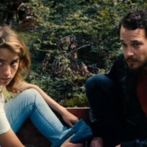 """Adele Haenel et Jonathan Couzinie, dans """"Les Heros ne meurent jamais"""" (Aude-Lea Rapin), """"Prix d'Interpretation"""""""