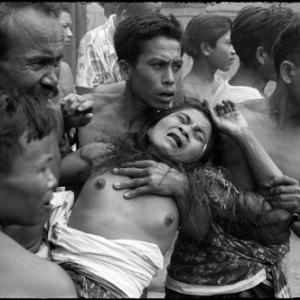 "1949/Batubulan/Kris Dancers (c) Henri Cartier-Bresson/""Magnum"""