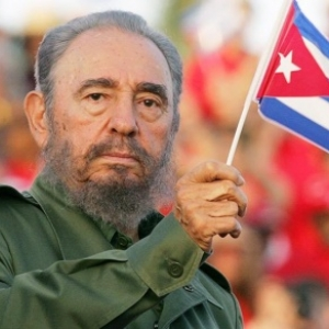 "Fidel Castro (c) ""National Review"""
