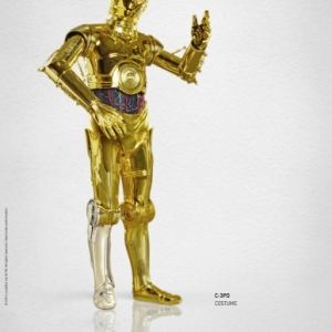 """C-3PO"" TM & (c) 2014 Lucasfilm Ltd."