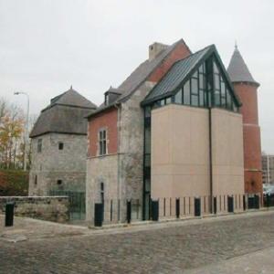 """Le Donjon et le Logis de la """"Tour d Anhaive"""""""