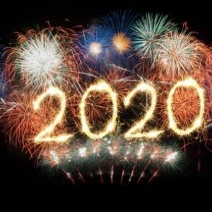 """Bienvenue a l An 2020 (c) """"Vivre a Bruxelles""""/""""Pixabay"""""""