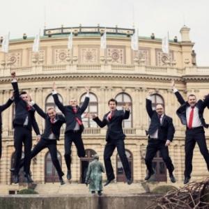 """Les """"Gentlemen Singers"""" (Republique tcheque)"""