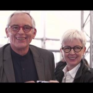 """Jean-Louis Close et Nicole Gillet, un duo gagnant (c) """"FIFF Namur"""""""