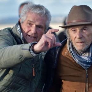 Claude Lechouch et Jean-louis Tintignant